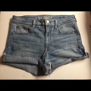 American Eagle Shorts as 12